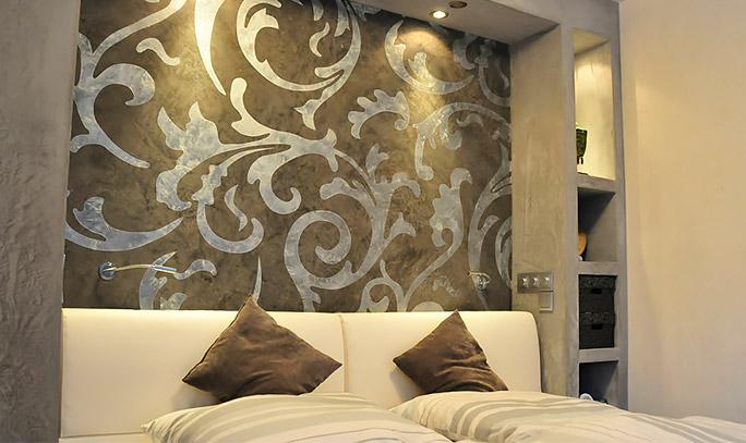 Terrastone Schlafzimmer